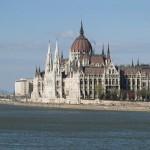 Parlamentsgebäude von Budapest