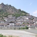 Mangalem und die Burg