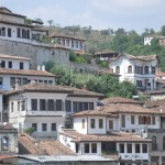 Häuser in Mangalem