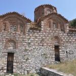 Trinitätskirche auf der Burg von Berat