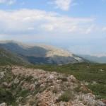 Blick auf den Ohrid-See