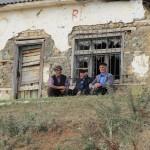 Dorfbewohner von Alarup