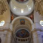 Kathedrale San Nicolò, Kuppel